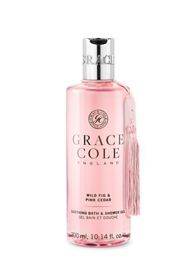 Grace Cole Grace Cole Wild Fig & Pink Cedar Duş Jeli 300 Ml Renksiz